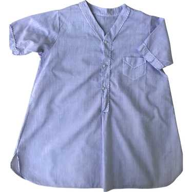 Antique Heirloom Baby Boys Night Shirt