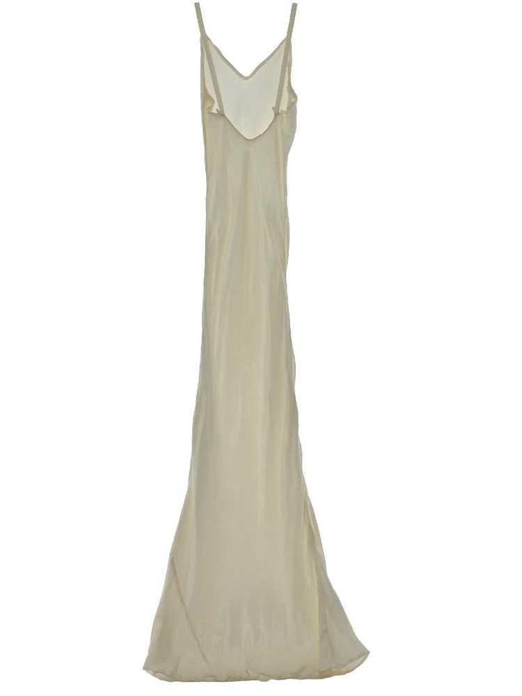 1940's Rayon Slip Dress - image 3