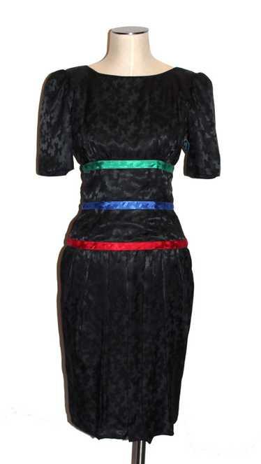 1980's cocktail dress
