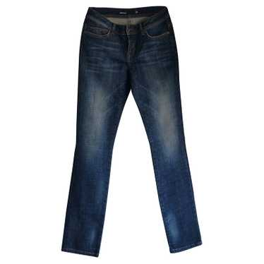 Iceberg Jeans with logo patch