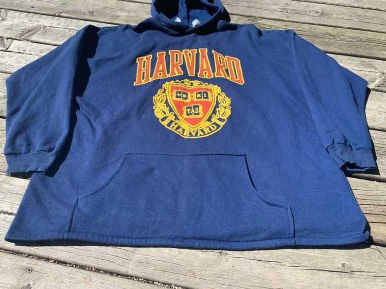 American College × Harvard × Vintage Vintage Harv… - image 5