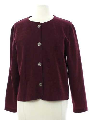 1980's Inseparables Womens Shirt Jacket