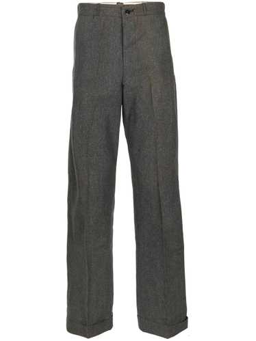 Fake Alpha Vintage 1940s tailored loose-fit trouse