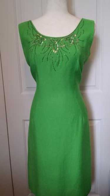 Tracy - vintage 1950s cocktail dress