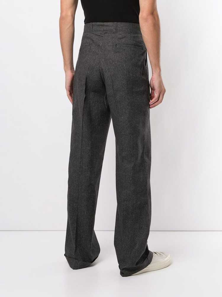 Fake Alpha Vintage 1940s tailored long trousers -… - image 4