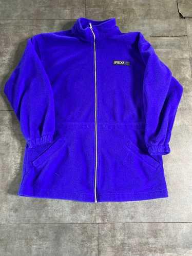Speedo × Vintage Vintage 90's Speedo Fleece jacket