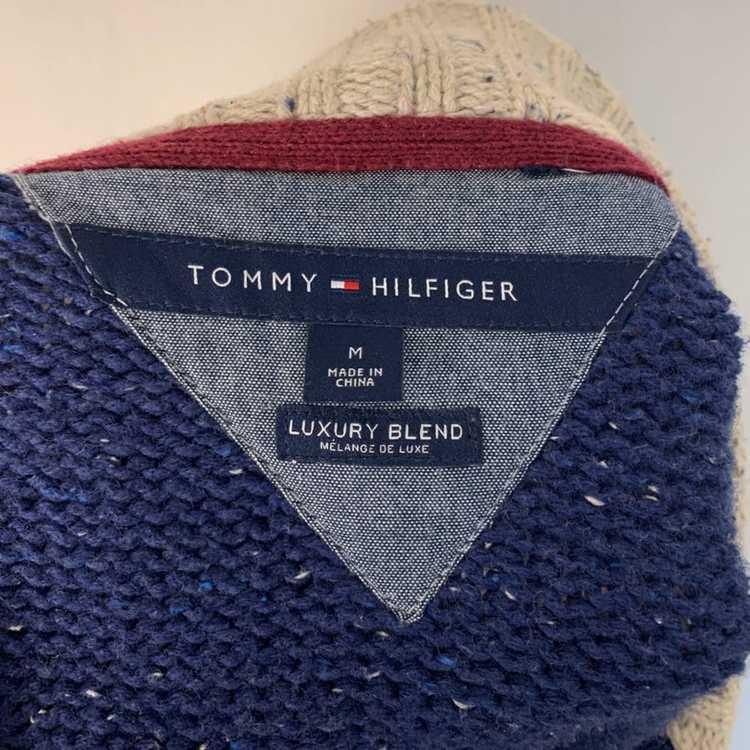 Tommy Hilfiger Tommy Hilfiger Luxury Blend Full Z… - image 4
