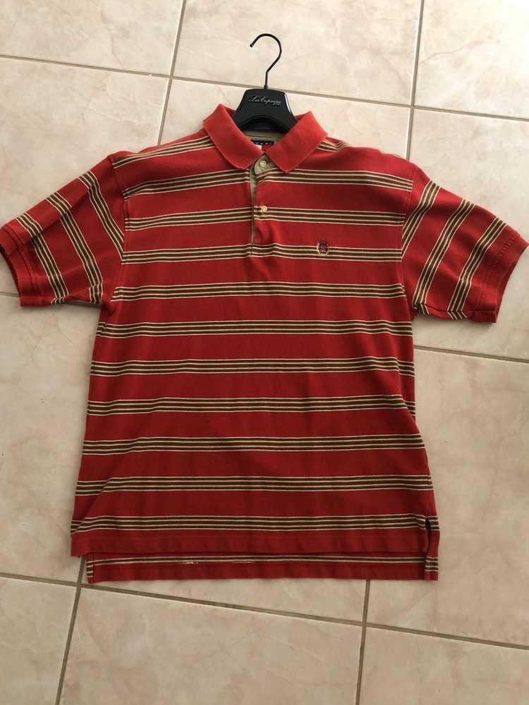 Tommy Hilfiger Tommy Hilfiger vintage stripe polo - image 1