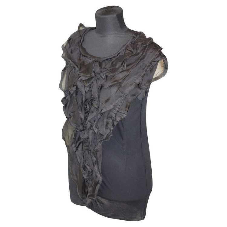 Lanvin Shirt with ruffles - image 2