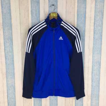 Adidas × Sportswear × Windbreaker Vintage 1990s AD