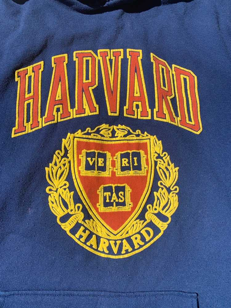 American College × Harvard × Vintage Vintage Harv… - image 4