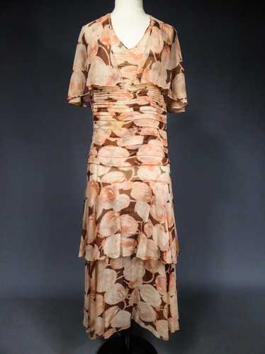 An Anonymous Haute Couture Dress Circa 1930/1940