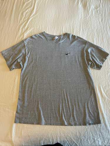 Nike × Vintage Nike Air T-Shirt Vintage 1990s Grey