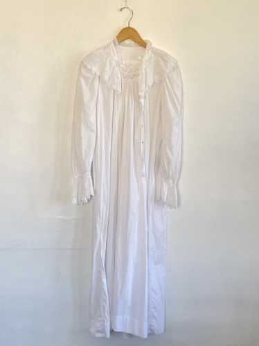 Victorian Lace Nightgown Dress