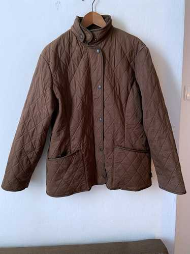 Barbour Barbour heavy coat SOFT DURACOTTON POLARQU