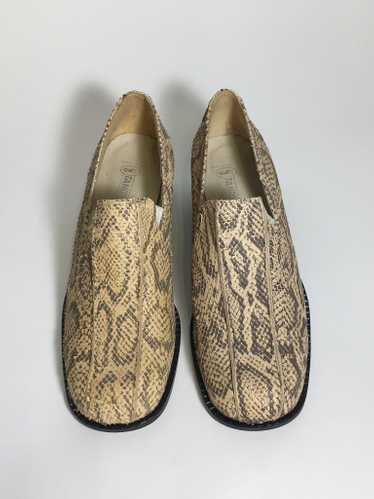 1970's W Shoes