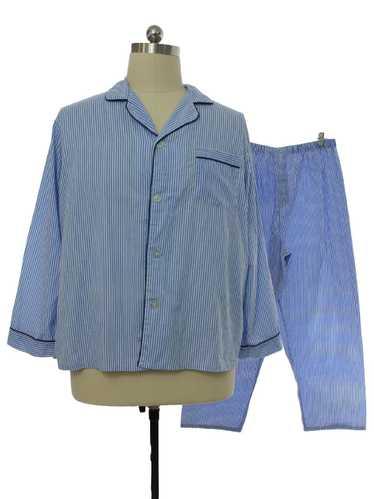 1990's Knightsbridge Mens Pajamas