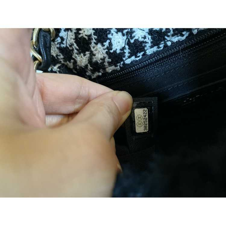 Chanel Timeless/Classique tweed mini bag - image 2