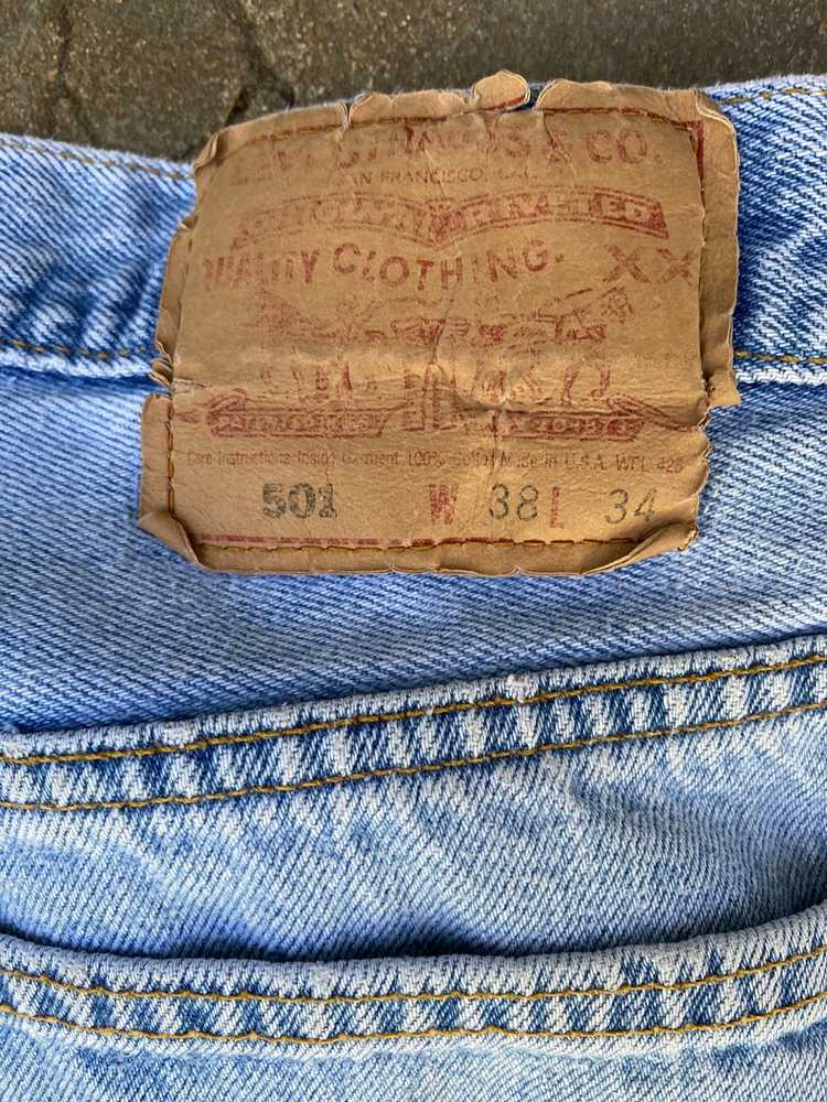 Levi's Vintage Clothing × Made In Usa 90s Vintage… - image 3