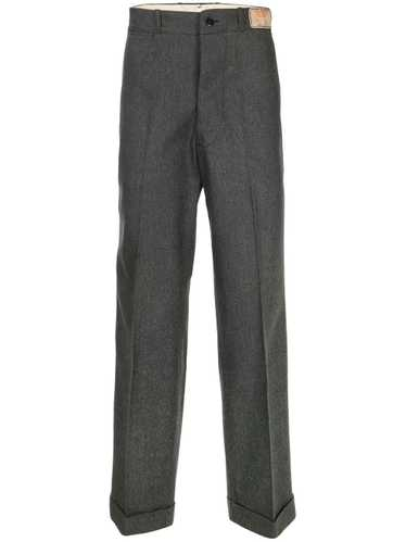 Fake Alpha Vintage 1940s Coverts tailored trouser… - image 1
