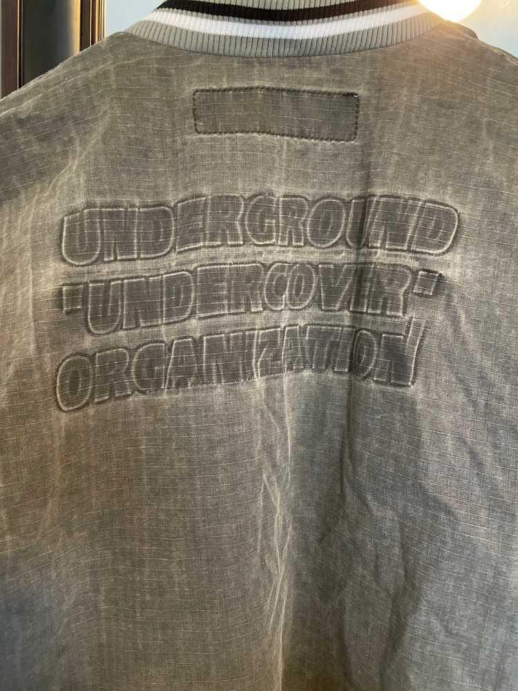 Undercover Undercover Jun Takahashi bomber jacket - image 4