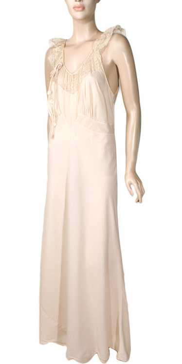 Dreamy 1930s Nightgown