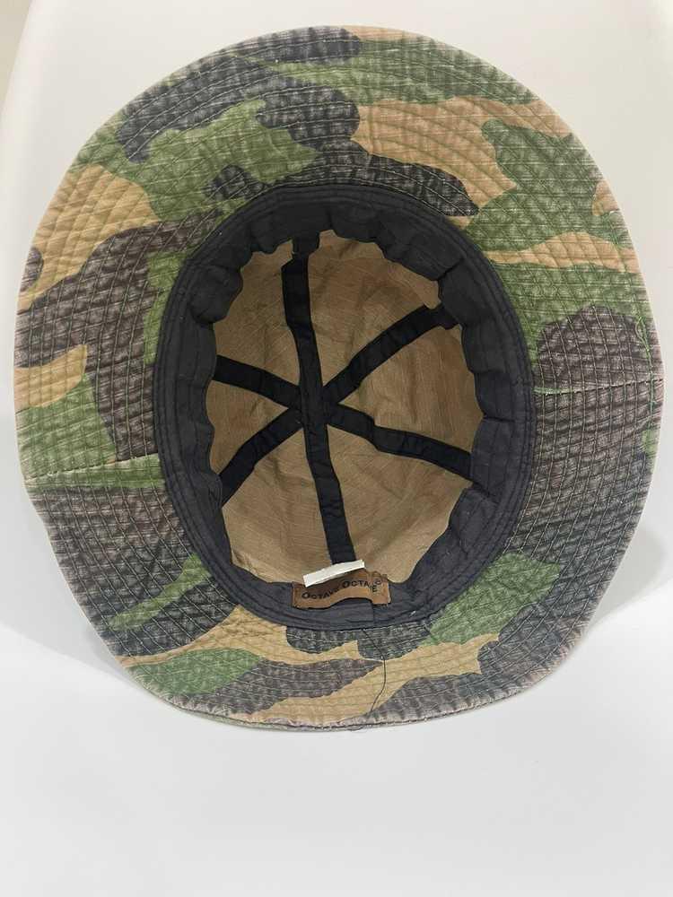 Camo × Military × Rare Camo bucket hat military - image 3