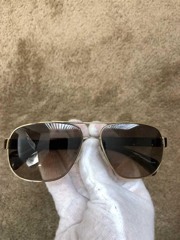 Prada Prada logo sunglasses - image 2
