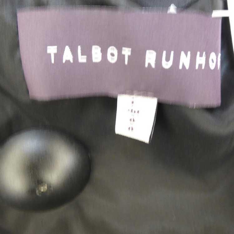 Talbot Runhof Dress with Ruffles - image 5