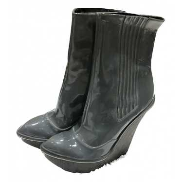Stella Mccartney Grey Cloth Ankle boots for Women