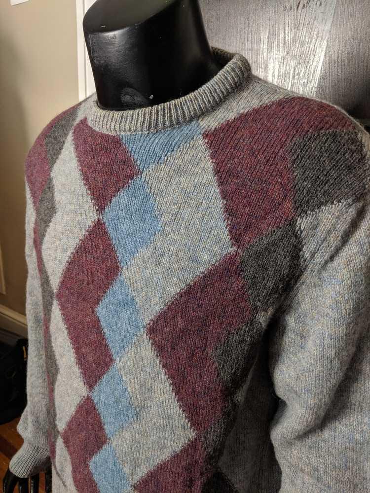 Italian × Italian Designers Amita vintage wool ar… - image 3
