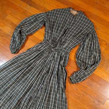 1850s-1860s Dress | Study or Display