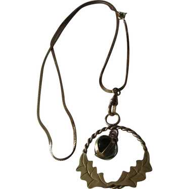 Antique Victorian Pools of Light Necklace