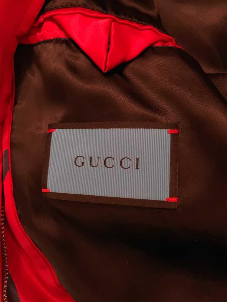 Gucci Gucci Silk Bomber - image 4