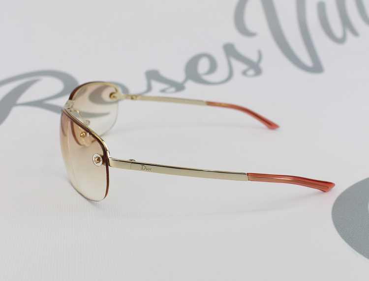 Christian Dior 2000s Logo Center Sunglasses - image 4