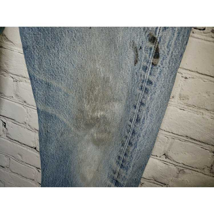 Levi's Vintage Clothing 501 High Rise Distressed … - image 6