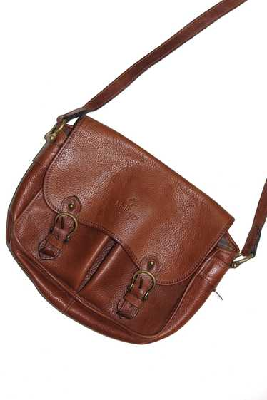 Mulberry × Vintage Leather vintage mulberry should