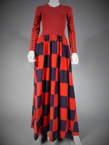 Dress Rudi Gernreich American Couture