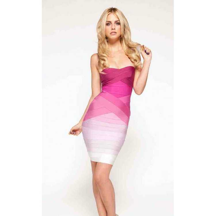 House Of Cb Pink dress for Women M International - image 5
