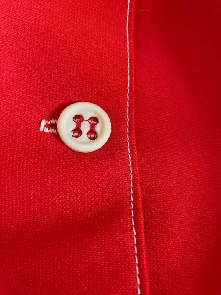 70's Polyester Shirt/Jacket - image 5