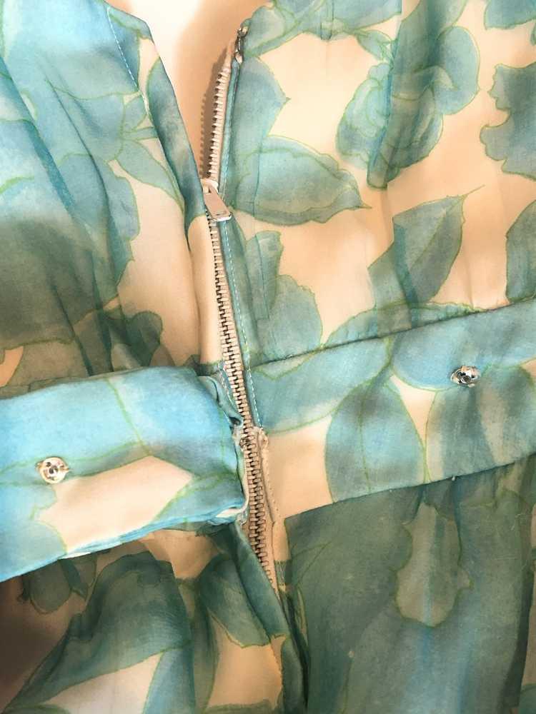 Vintage Lee Claire Maxi Dress - image 6