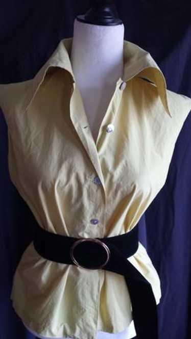 Barbara-Ann - vintage 1950s Bobbie Brooks shirt