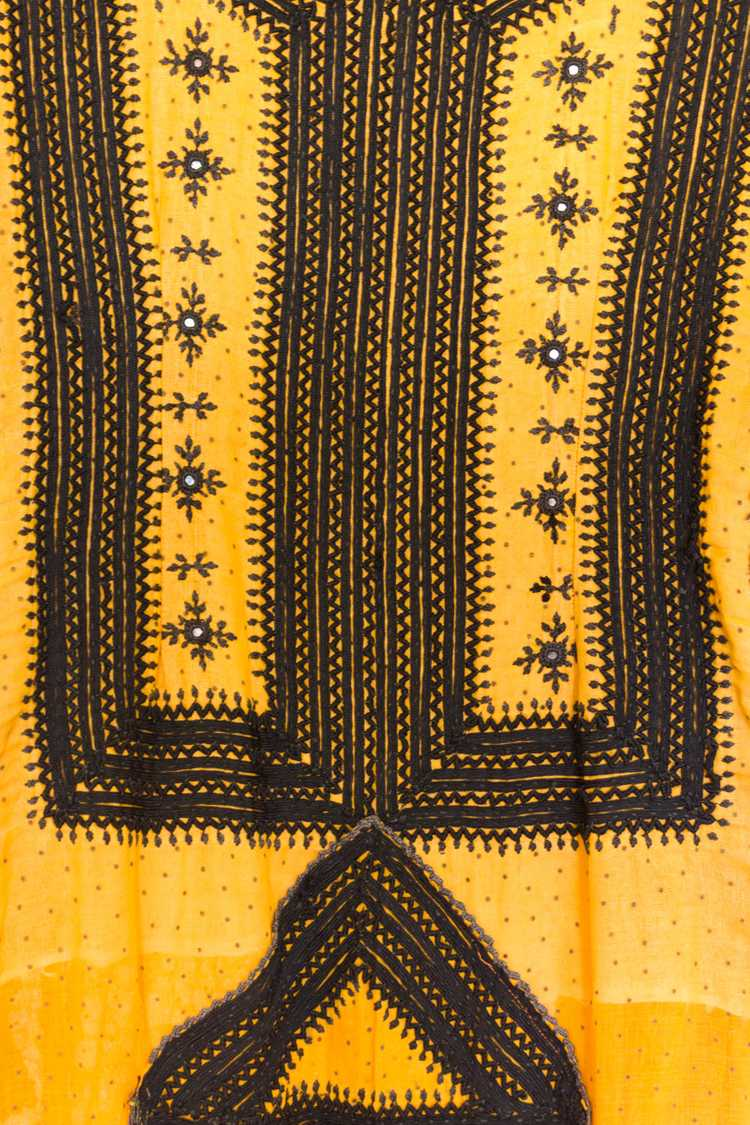 Polka Dot Balochi Dress - image 4
