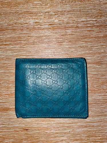 Gucci RARE Gucci Monogram Wallet