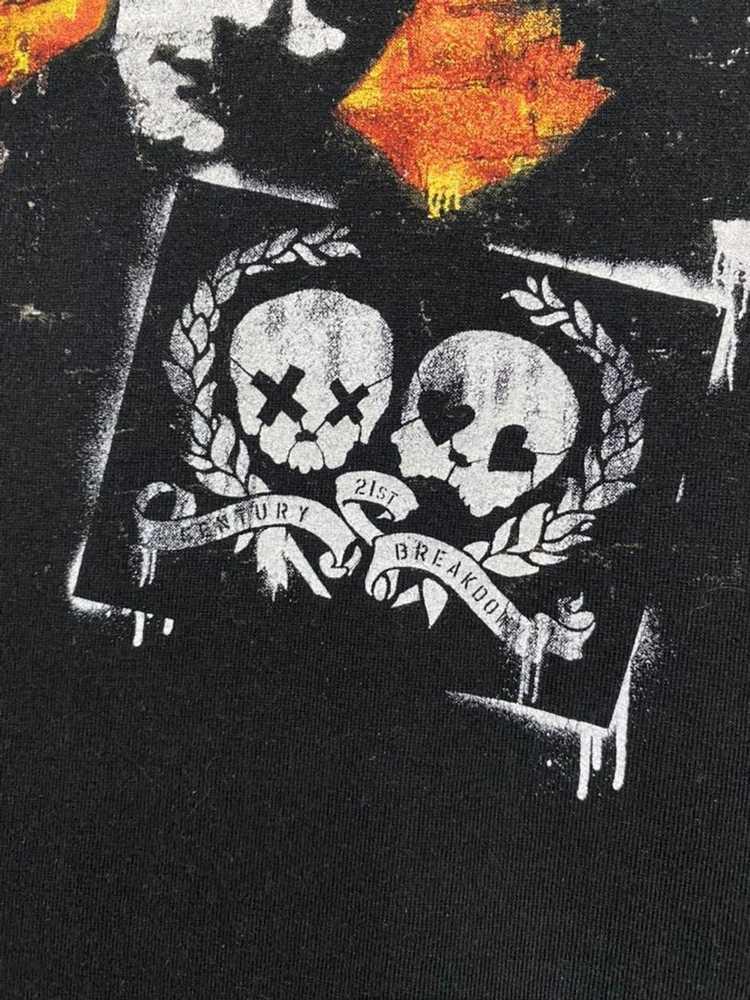 Band Tees × Rock T Shirt Green Day Band Tees - image 4