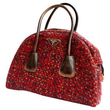 Prada Bouclé handbag