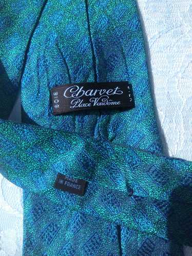 Charvet Charvet Place Vendome Silk Tie Necktie