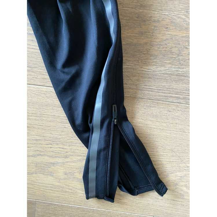Adidas Black Trousers for Women 38 FR - image 4