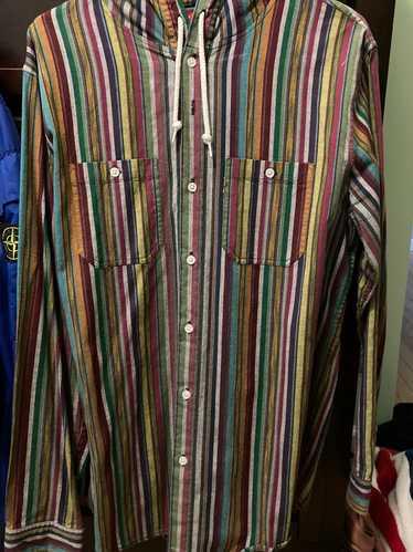 Supreme Supreme madras shirt