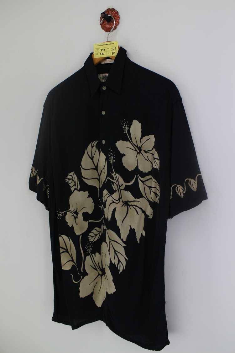 Campia Moda × Hawaiian Shirt Vintage 90s HAWAIIAN… - image 3